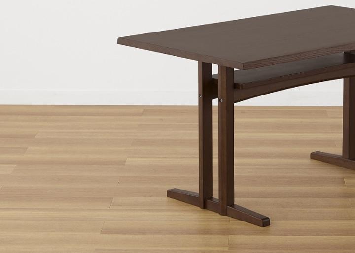 モク・ソファダイニングテーブル 1200:画像25