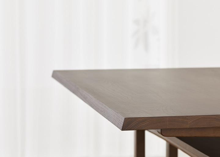 モク・ソファダイニングテーブル 1500 (GB):画像16