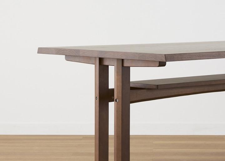 モク・ソファダイニングテーブル 1500 (GB):画像19