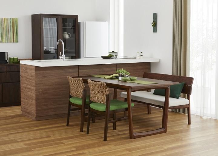 セイル・ダイニングテーブル 1600 (GB):画像19