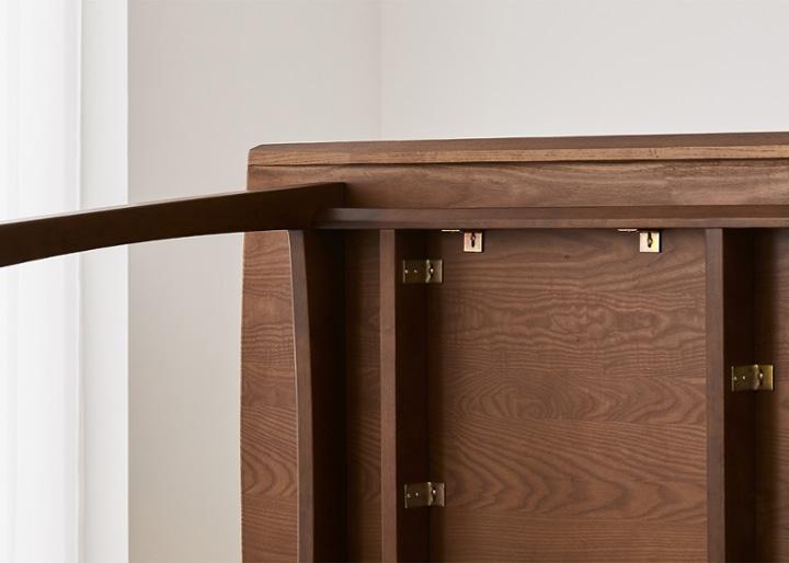 セイル・ダイニングテーブル 1600 (GB):画像30