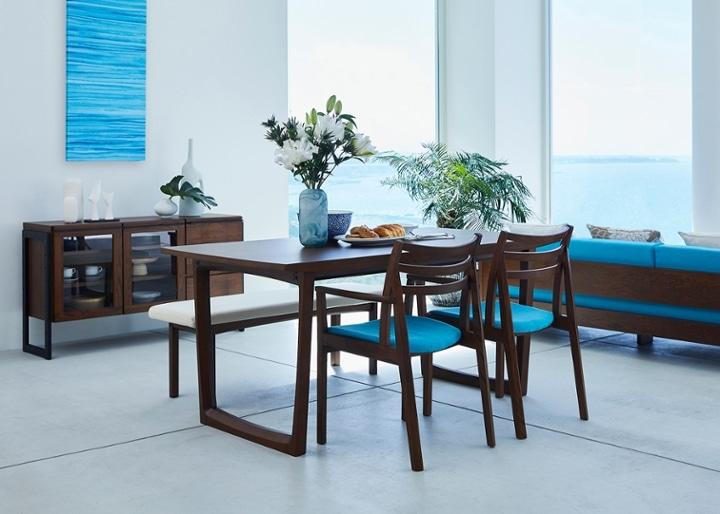セイル・ダイニングテーブル 1600 (GB):画像8