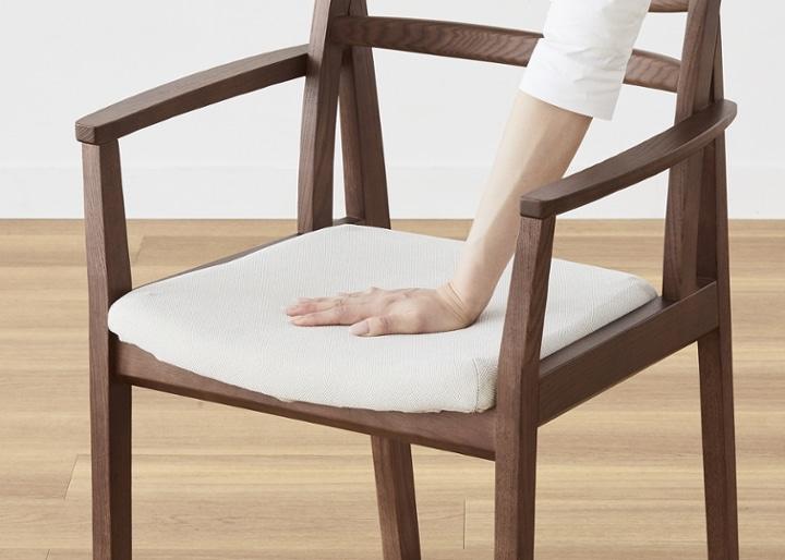 セイル・ダイニングアームチェア (GB):画像22