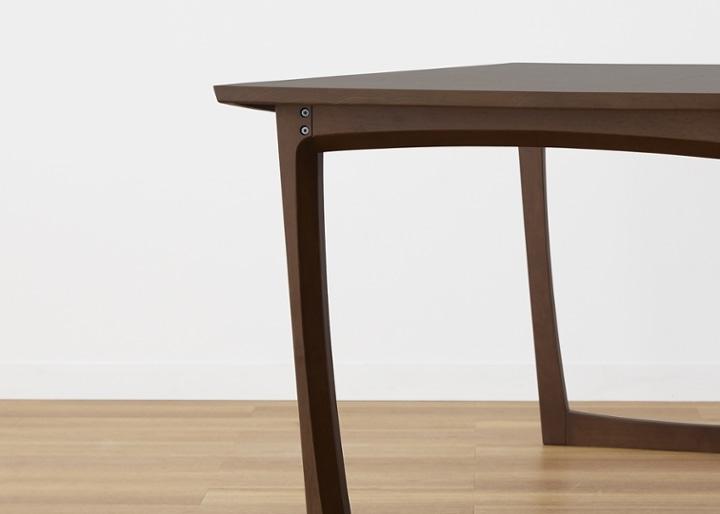 セイル・ダイニングテーブル 1600:画像11
