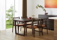 セイル・ダイニングテーブル 1600