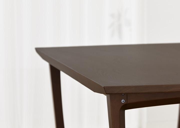 セイル・ダイニングテーブル 1600:画像23