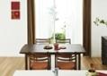セイル・ダイニングテーブル 1600:画像3