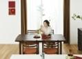 セイル・ダイニングテーブル 1600:画像4
