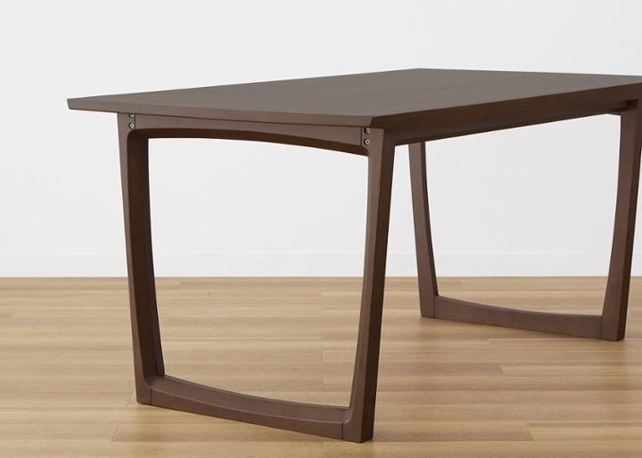 セイル・ダイニングテーブル 1600:画像9