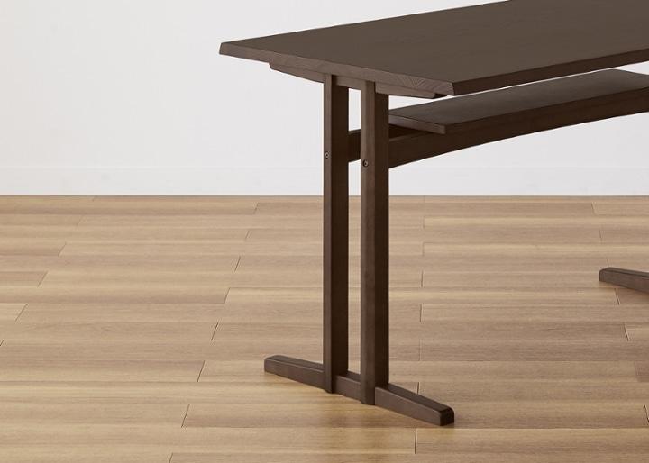 モク・ダイニングテーブル 1200:画像20