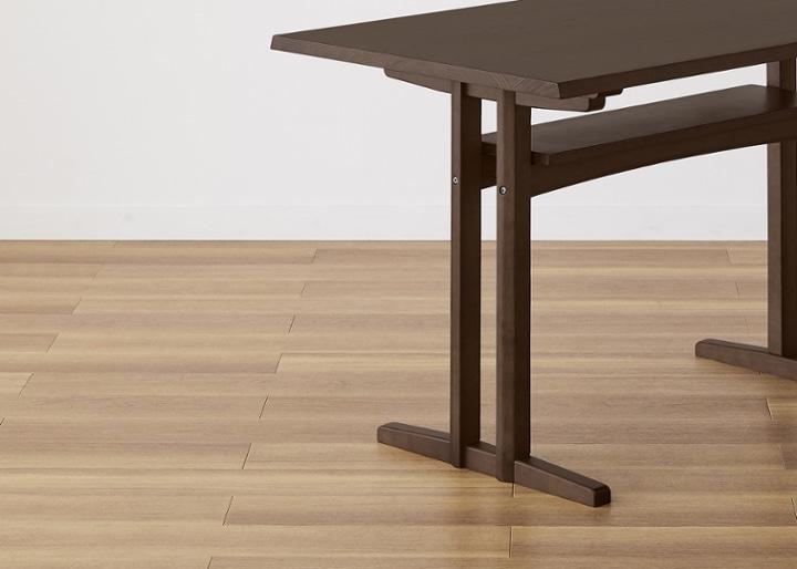 モク・ダイニングテーブル 1200:画像22
