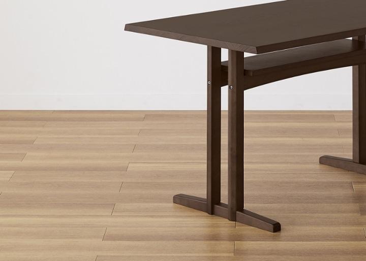 モク・ダイニングテーブル 1200:画像23