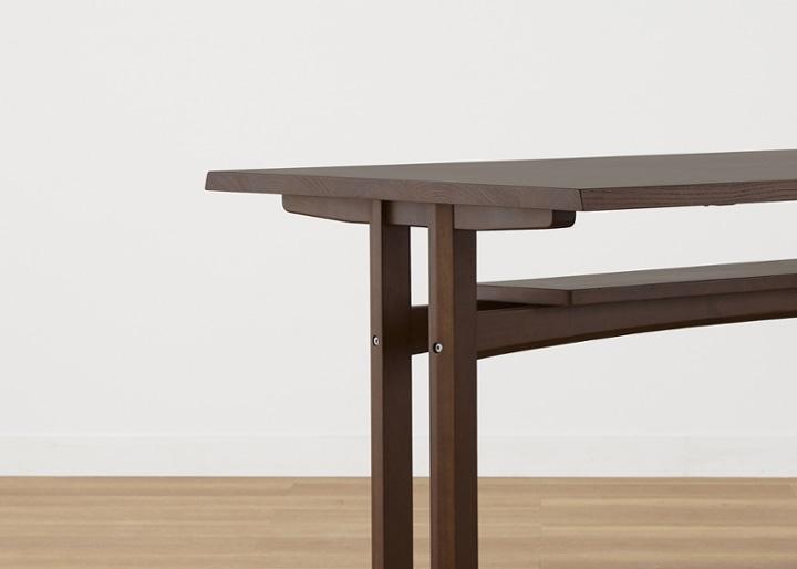 モク・ダイニングテーブル 1200:画像24