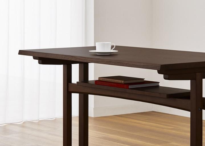 モク・ダイニングテーブル 1200:画像28