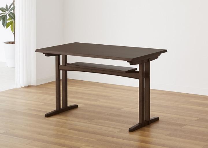 モク・ダイニングテーブル 1200:画像34