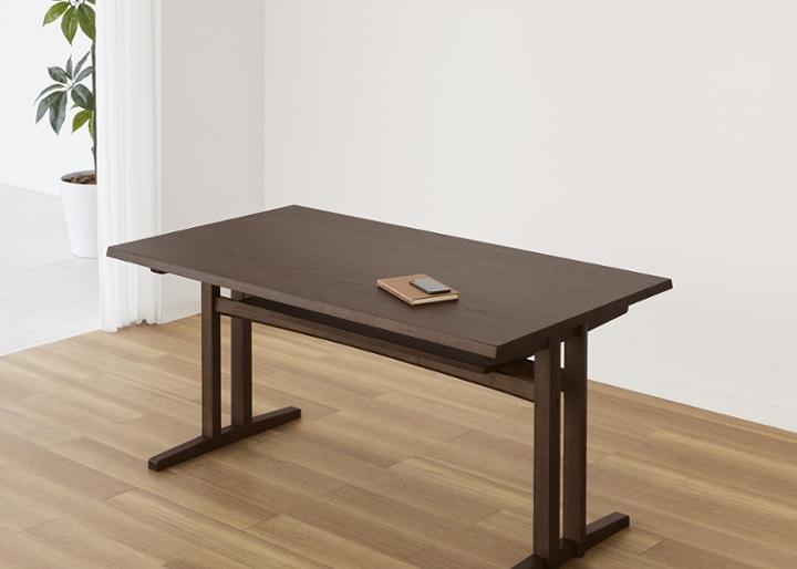 モク・ダイニングテーブル 1500:画像11