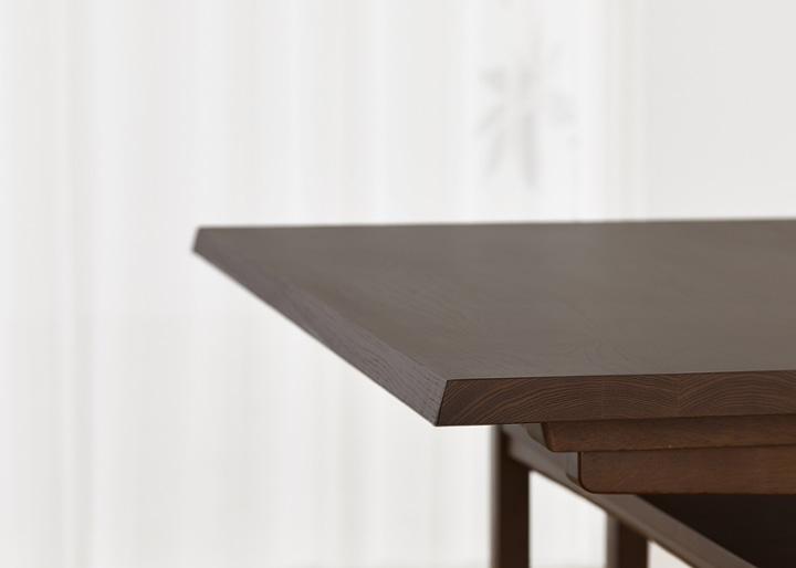 モク・ダイニングテーブル 1500:画像19