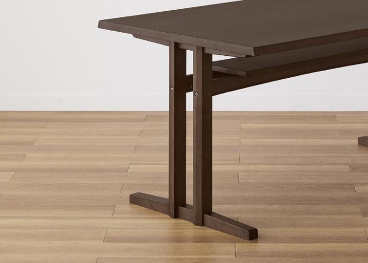 モク・ダイニングテーブル 1500:画像20