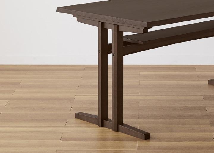 モク・ダイニングテーブル 1500:画像21