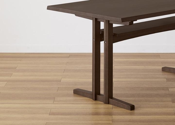 モク・ダイニングテーブル 1500:画像22