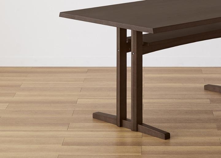 モク・ダイニングテーブル 1500:画像23