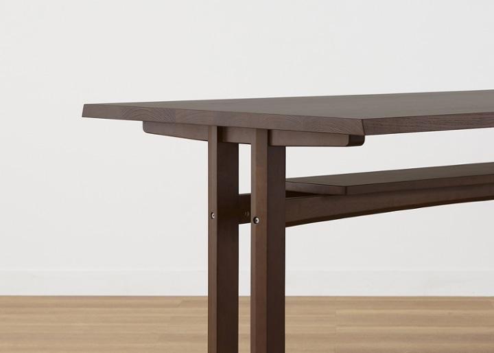 モク・ダイニングテーブル 1500:画像24