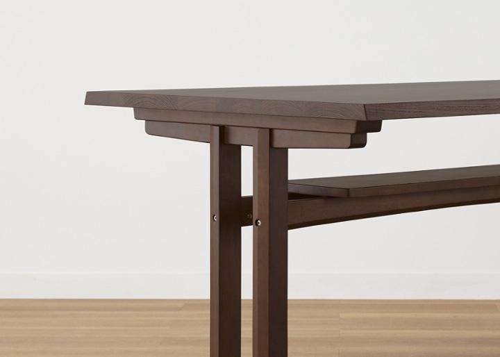 モク・ダイニングテーブル 1500:画像25