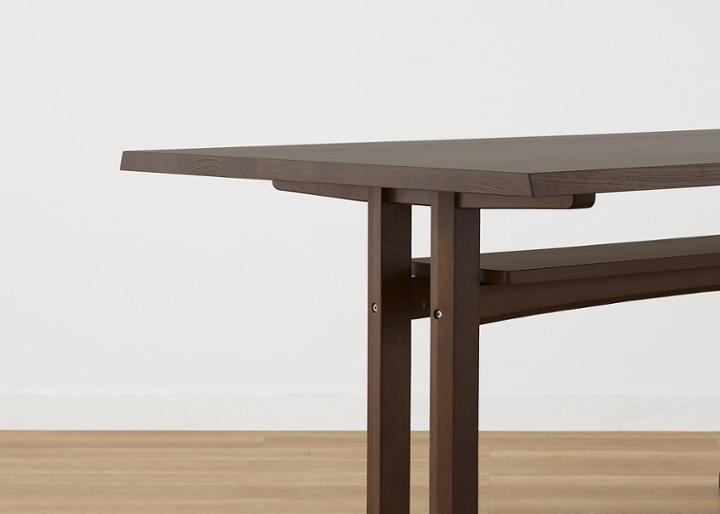 モク・ダイニングテーブル 1500:画像27