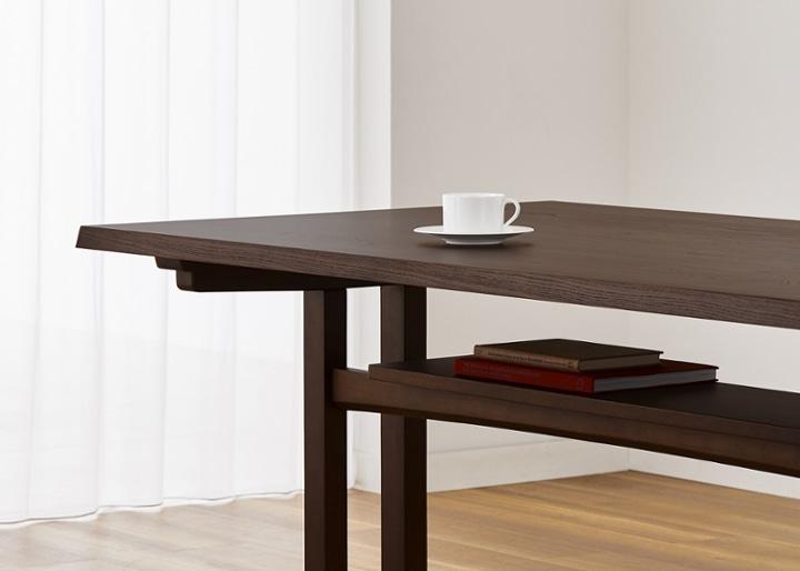 モク・ダイニングテーブル 1500:画像28