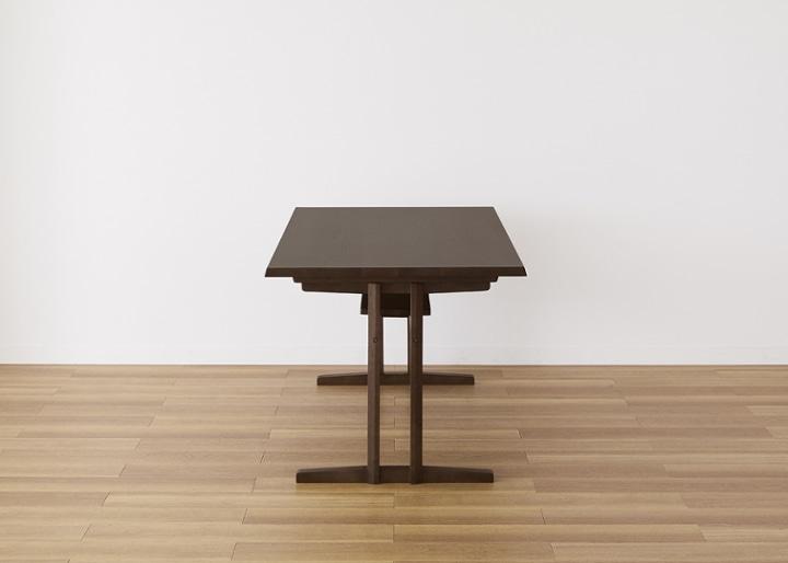 モク・ダイニングテーブル 1500:画像36