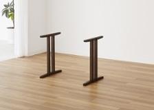 モク・ダイニングテーブル 1200用脚