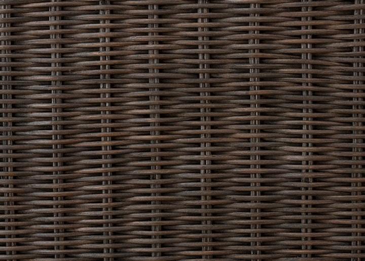 ラン・コンパクトソファ 1P 550 ベンチ (ラタン):画像22