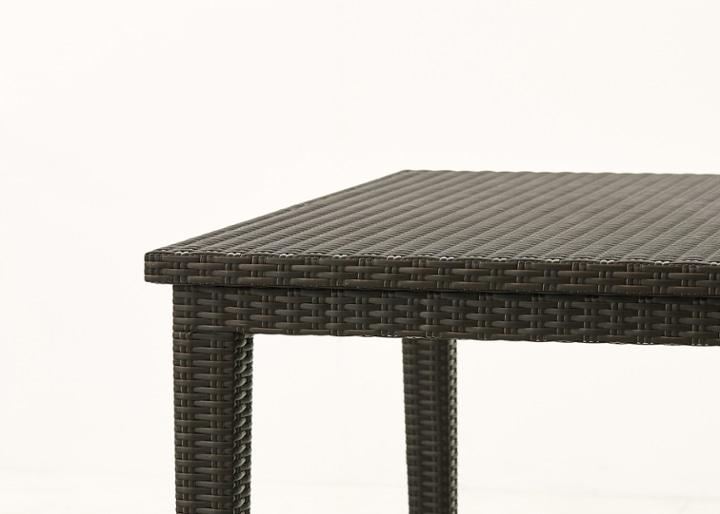 ガーデン・ダイニングテーブル 900×900:画像10
