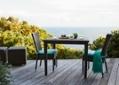 ガーデン・ダイニングテーブル 900×900:画像5