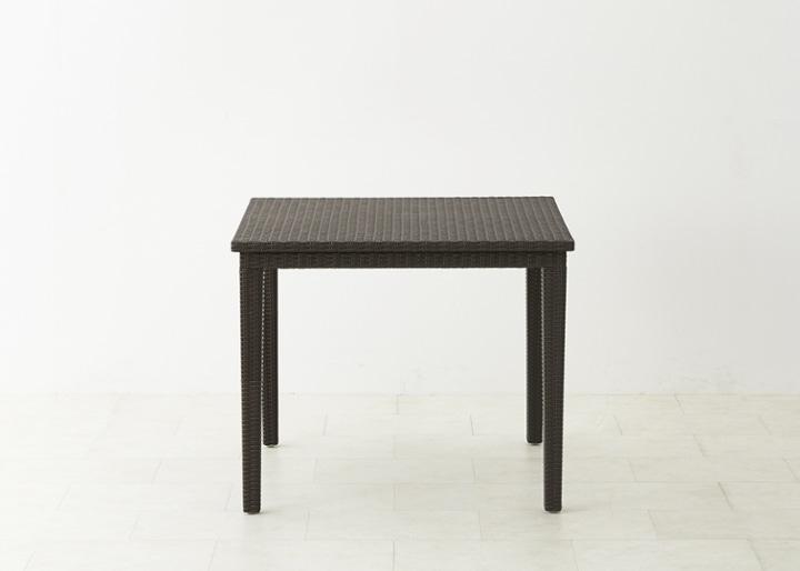 ガーデン・ダイニングテーブル 900×900:画像8