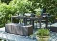 ガーデン・ベンチ&テーブル:画像1