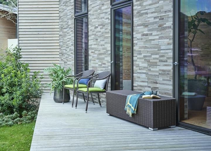 ガーデン・ベンチ&テーブル:画像3