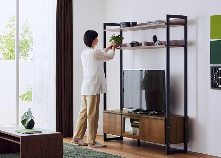 ハーモ・テレビボード・シェルフ (GB):画像5