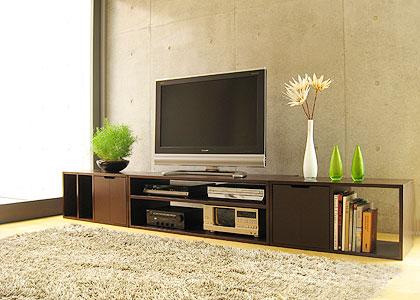 【販売終了】キューブ・テレビボードv01:画像4
