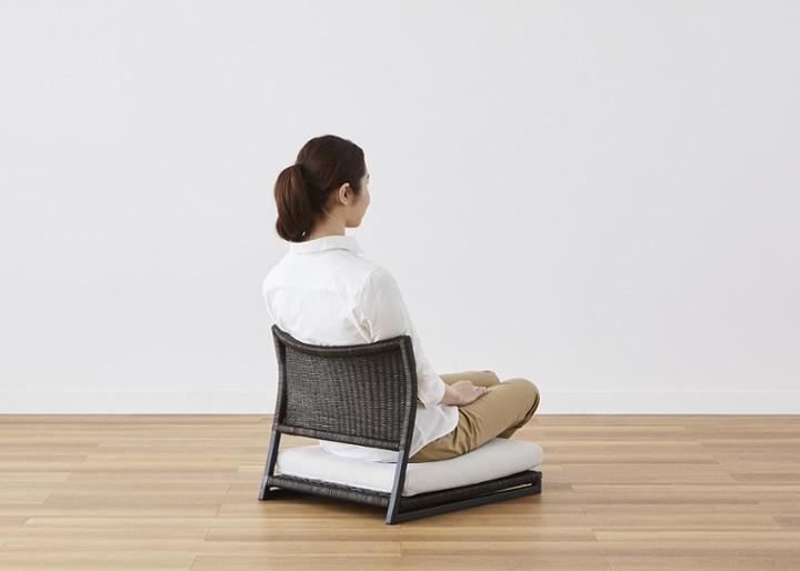 座椅子 (ラタン):画像14