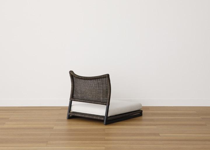 座椅子 (ラタン):画像23
