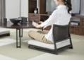 座椅子 (ラタン):画像3