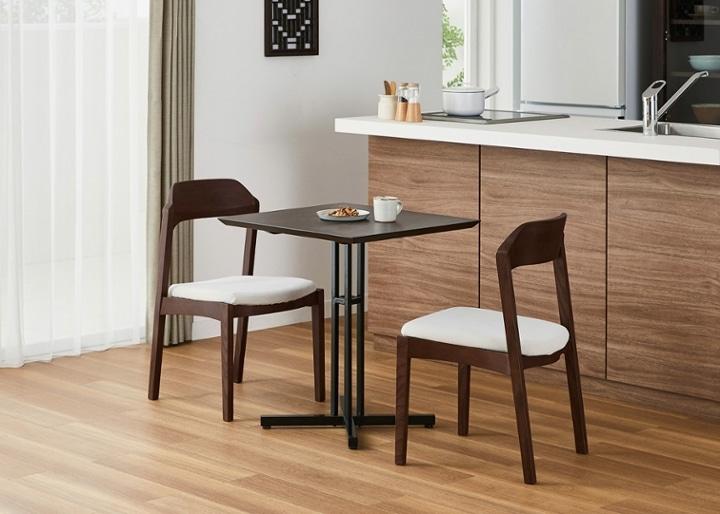 カフェ・テーブルv03 セット チェア×2:画像6