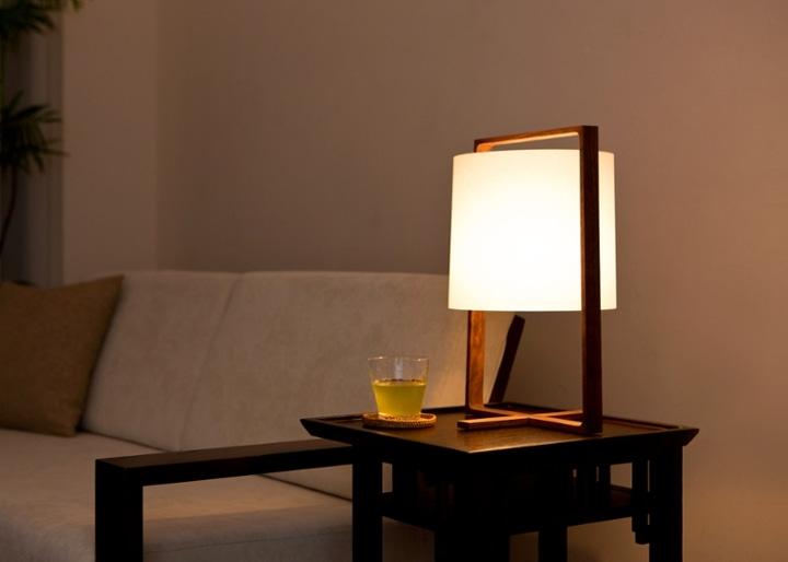ホープラス・テーブルランプ:画像1