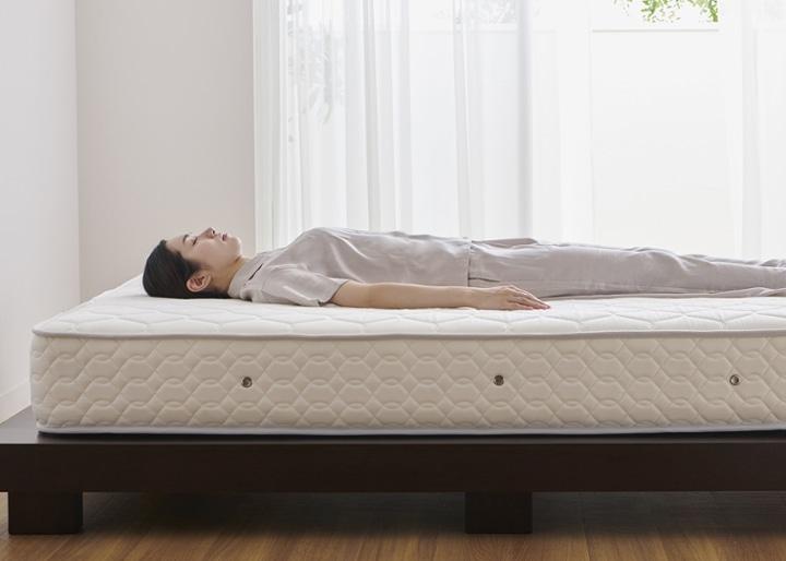 プレミアム・ポケットコイル・マットレス:画像4