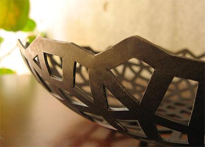 高岡クラフト 鉄のボウル:画像6