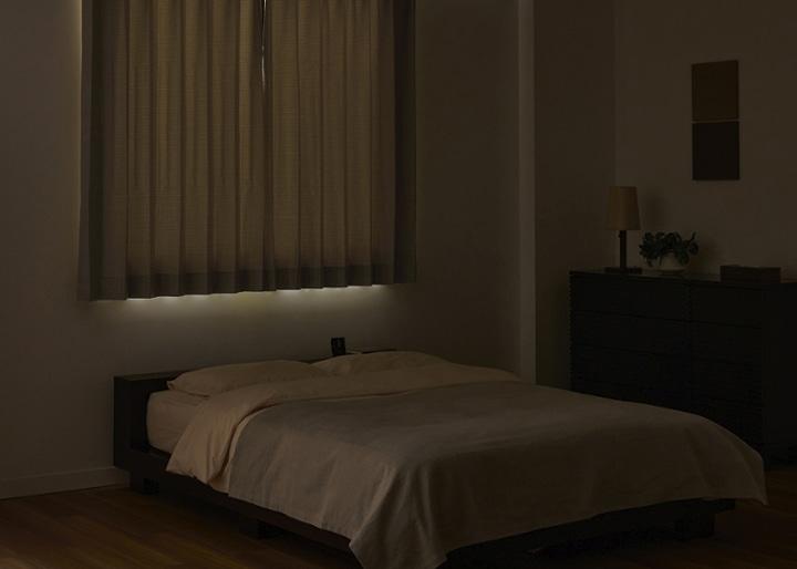 ドレープカーテン マウージ (遮光):画像16
