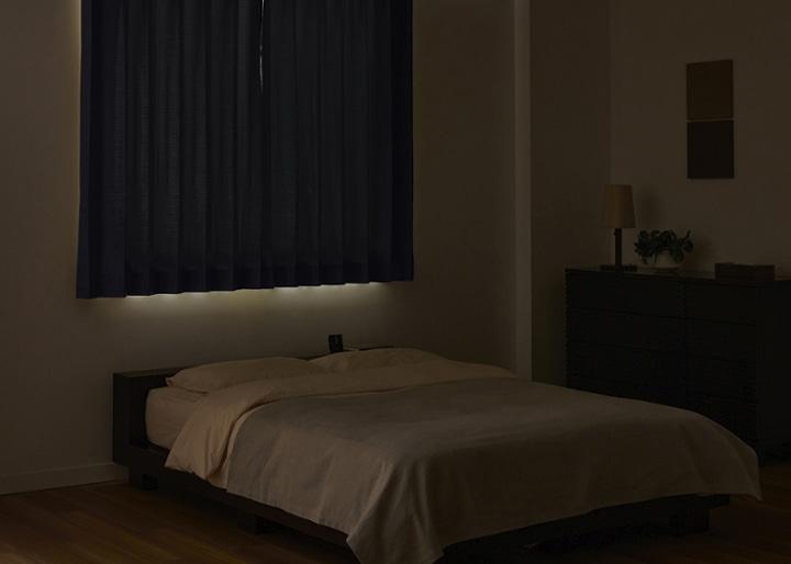 ドレープカーテン マウージ (遮光):画像22