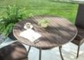 ガーデン・テーブル:画像12