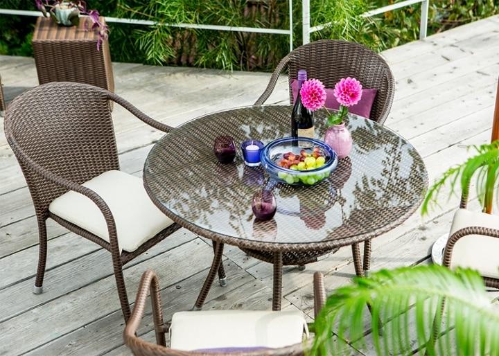 ガーデン・テーブル:画像8